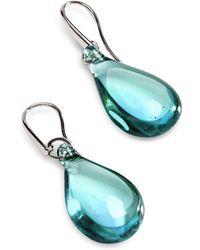 Antica Murrina - Lapilli Murano Glass Drop Earrings - Lyst