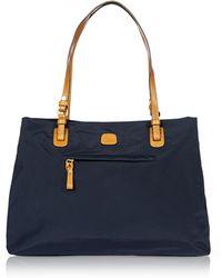 Bric's - X-bag Large Nylon Tote Bag - Lyst