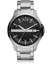 Armani Exchange - Ax2103 Hampton Men's Watch - Lyst