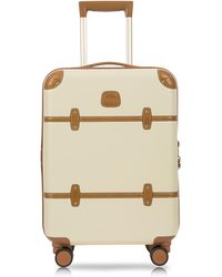 Bric's - Bellagio V2.0 21 Cream Carry-on Spinner Trunk - Lyst
