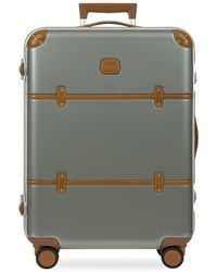 Bric's - Bellagio Metallo V2.0 27 Silver Spinner Trunk - Lyst