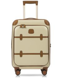 Bric's - Bellagio Business V2.0 21 Cream Carry-on Spinner - Lyst