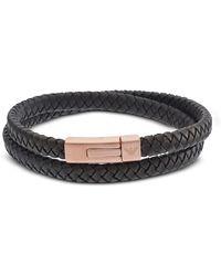 Emporio Armani - Egs2175221 Signature Men's Bracelet - Lyst