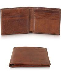 The Bridge - Story Uomo Leather Men's Billfold Wallet - Lyst
