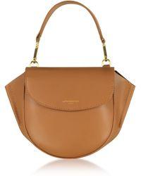 Le Parmentier - Astorya Leather Mini Bag W/shoulder Strap - Lyst