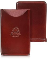 Peroni - Genuine Leather Card Case - Lyst