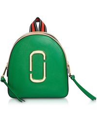 Marc Jacobs - Color-block Leather Pack Shot Backpack - Lyst