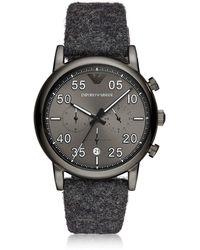 Emporio Armani - Ar11154 Luigi Men's Watch - Lyst