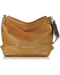 Francesco Biasia - Jasmine Leather Hobo Bag - Lyst