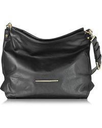 Francesco Biasia - Jasmine Leather Hobo Bag - Lyst
