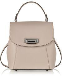 Le Parmentier - Venus Leather Convertible Satchel/backpack - Lyst