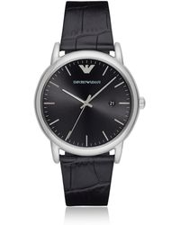 Emporio Armani - Ar2500 Luigi Men's Watch - Lyst