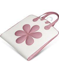 Pineider - Pink Flower Baby Garment Bag - Lyst