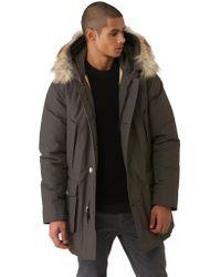Woolrich arctic parka df black