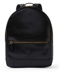 Frank + Oak - The Cello Backpack In Black - Lyst