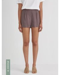 Frank And Oak - Pull On Tm Short - Lyst