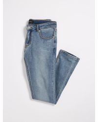 Frank And Oak - The Tyler Skinny French Terry - Lyst