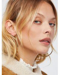 Free People | Accessories Jewelry Earrings Hoop Earrings Essential Tube Hoops | Lyst