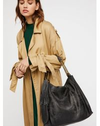 Free People | Covet Washed Hobo | Lyst
