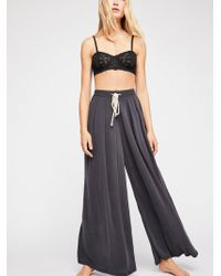 Free People - Dream Girl Pant - Lyst