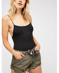 Free People - Sashed & Relaxed Short - Lyst