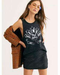 Free People - The Who Tank By Chaser - Lyst