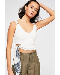 Free People - Paisley Pop Tank - Lyst