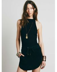 Free People - Extreme T-back Seamless Cami - Lyst