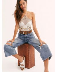 Free People - Bout You Embellished Brami By Intimately - Lyst