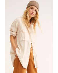 Free People - The Parker Tunic - Lyst