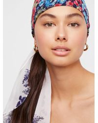 Free People - Chiffon Head Scarf - Lyst