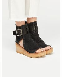 Free People - Anchor Wedge - Lyst