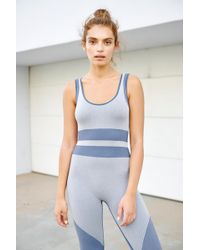 28006b55084 Free People - Seamless Acro Go Onesie By Fp Movement - Lyst