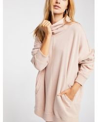 Free People - Too Easy Turtle Tunic - Lyst