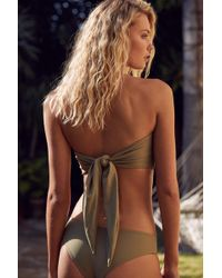 Free People - Leah Bikini Top By Gillia Clothing - Lyst