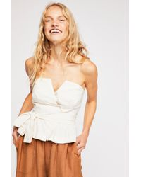 Free People - Knock Out Tube Top - Lyst
