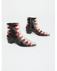 Free People - Palo Alto Western Boot - Lyst