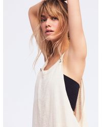 Free People - Too Late For You Tube By Intimately - Lyst