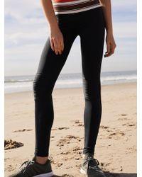 Free People - Moto Legging Minerva Bra - Lyst