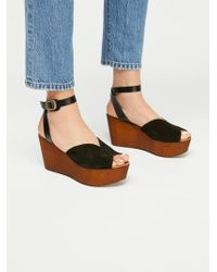 Free People - On Holiday Platform - Lyst