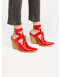 Free People - Sunny Days Shoeboot - Lyst