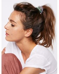 Free People - Coil Hair Ties - Lyst