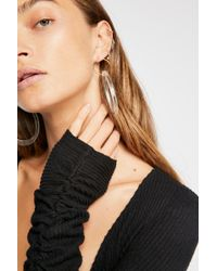 Free People - Cosy Up With Me Bodysuit - Lyst