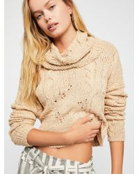 Free People - Shades Of Dawn Pullover Jumper - Lyst