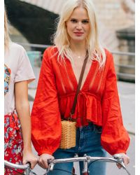Free People | Oberoi Top | Lyst