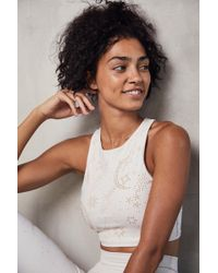 Free People - Kendal Top By Beach Riot - Lyst