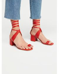 Free People - Laci Heel By Fp Collection - Lyst