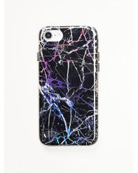 Free People - Galaxy Marble Iphone Case - Lyst