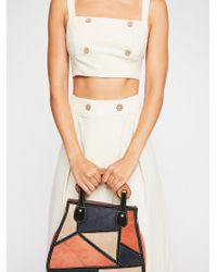 Free People - Magic Valley Clutch - Lyst