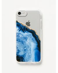 Free People - Lunar Crystal Iphone Case - Lyst